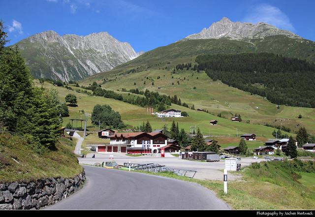 Piz Giuv & Chrüzlistock, Tujetsch, Switzerland