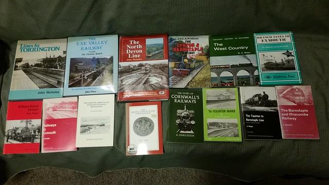British Railway Books