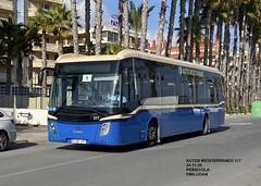 Scania Castrosua Magnus E - Autos Mediterraneo 317