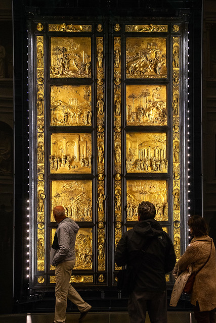 The Golden Doors The Florence Baptistery Top 10 Reasons to ...