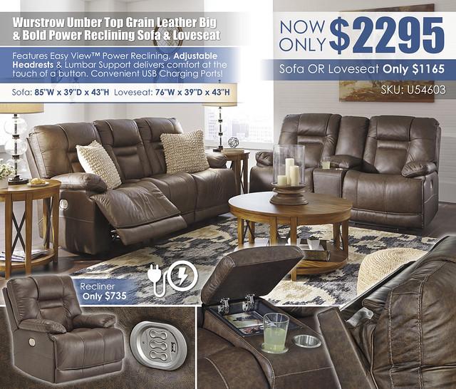 Wurstrow Reclining Sofa & Loveseat_U54603_Updated_Details