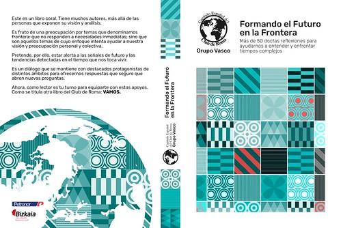 «Formando el Futuro en la Frontera», libro de recopilación de 50 conferencias del Grupo Vasco del Club de Roma