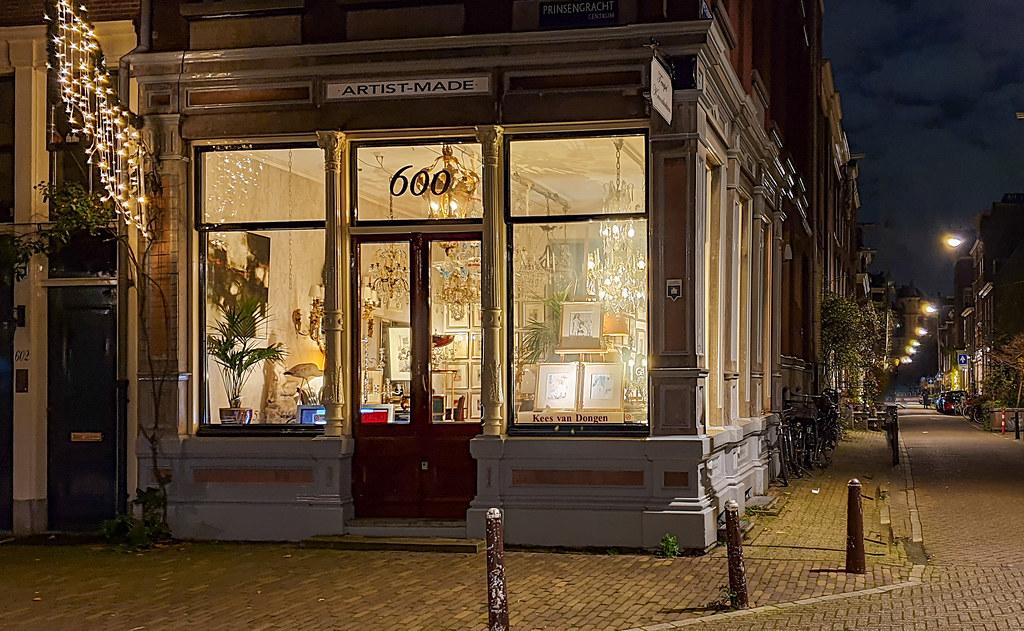 Amsterdam - prinsengracht 600