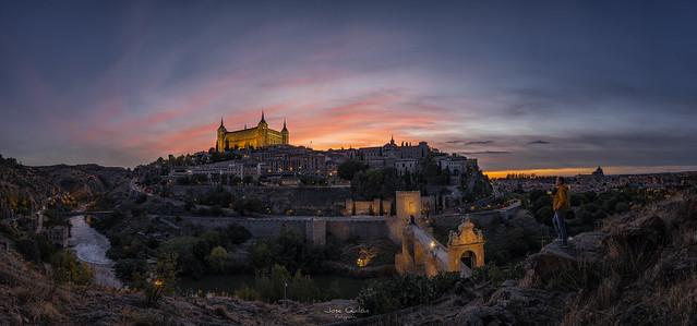 Toledo Sunset (Explore 25-11-2020)