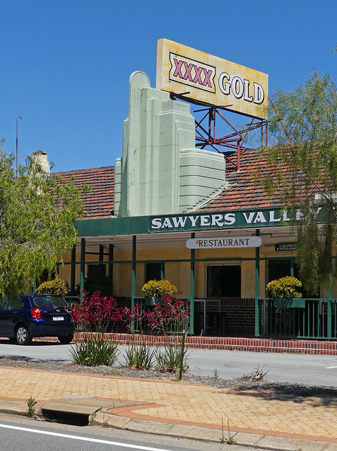 Art Deco Australia - Sawyers Valley Tavern - Sawyers Valley - 10860 Great Eastern Highway