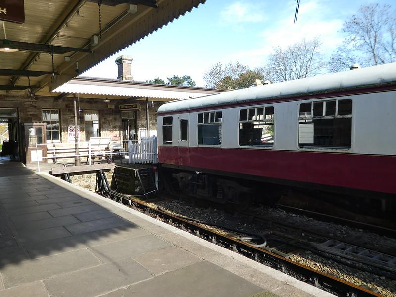 Platform, Bodmin & Wenford Heritage Railway
