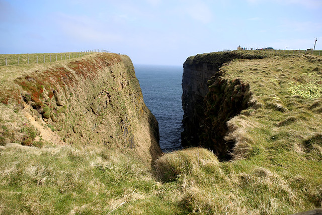 The Glupe, Duncansby Head