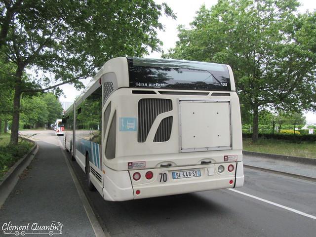 HEULIEZ GX 427 - 1067 / KBM