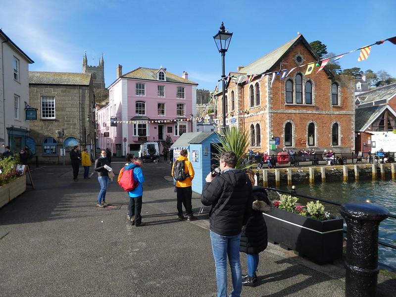 Town Quay, Fowey