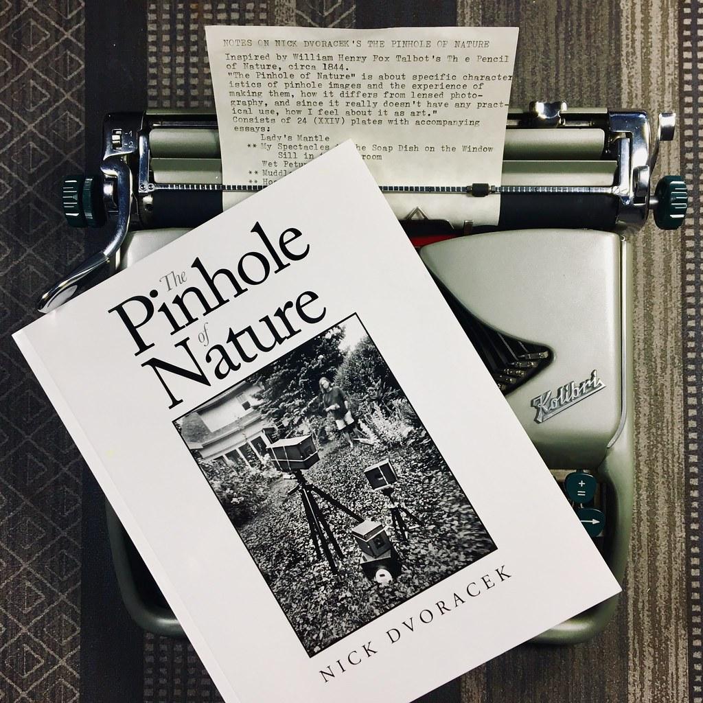 Dvoracek's The Pinhole of Nature