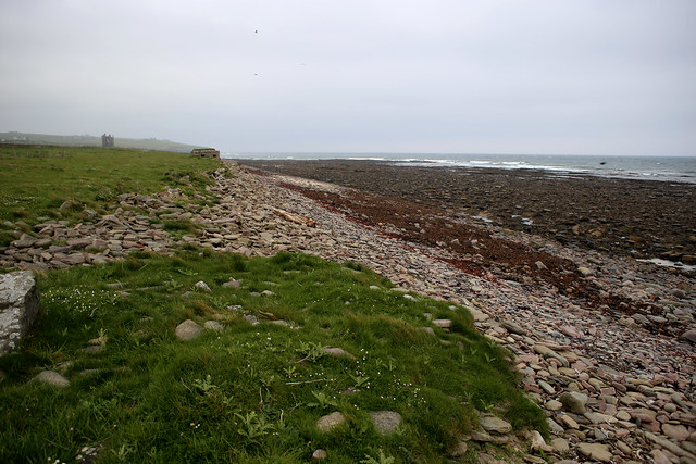 The coast north of Keiss