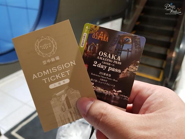 osaka amazing passs