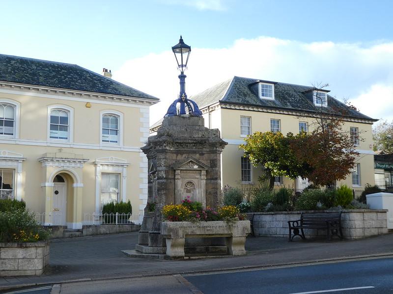 Liskeard town centre