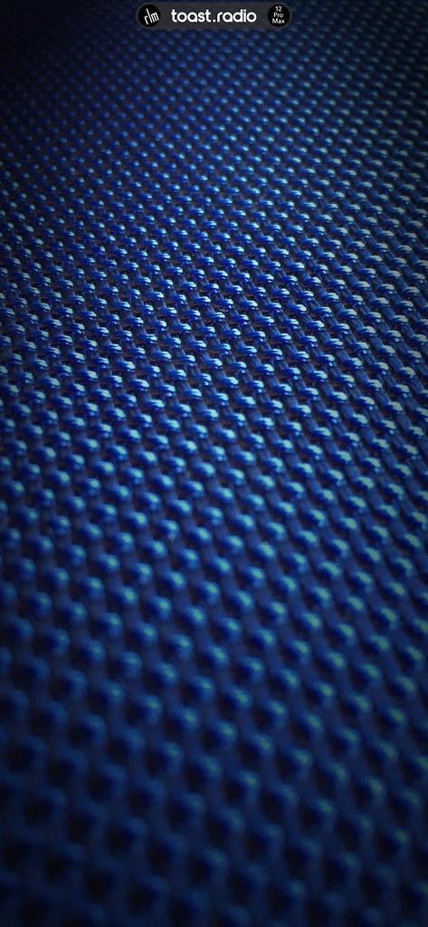 Blue Luggage: iPhone 12 Pro Max