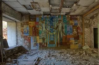 Chernobyl Post Office