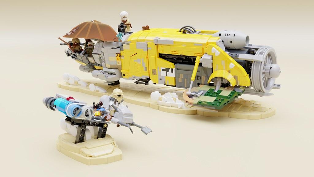 Trouble on Tatooine?
