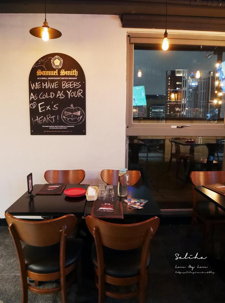 新北板橋府中ABV閣樓餐酒館浪漫情人節餐廳看夜景餐廳聖誕節推薦好吃美食 (4)