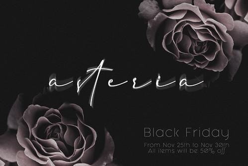 Asteria - Black Friday Sale