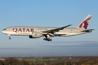 Qatar Airways B777-FDZ A7-BFK | by wapo84