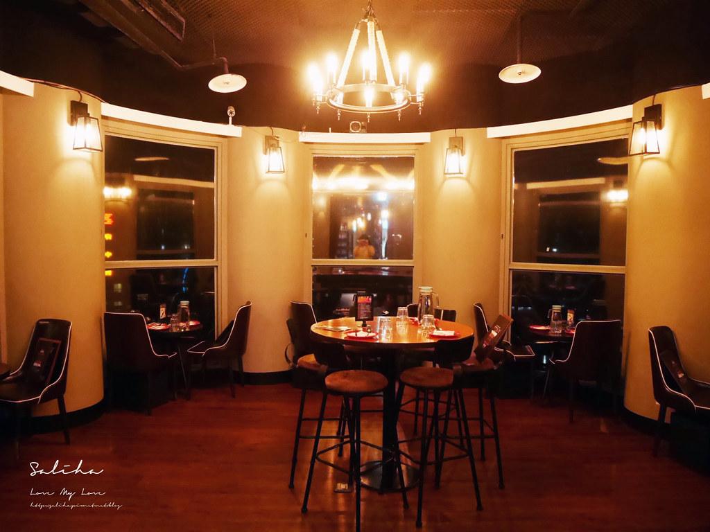 新北板橋府中ABV閣樓餐酒館浪漫情人節餐廳看夜景餐廳聖誕節推薦好吃美食 (5)