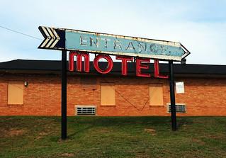 Adler Motel - Henderson, Texas