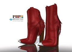 Ash Western Boots