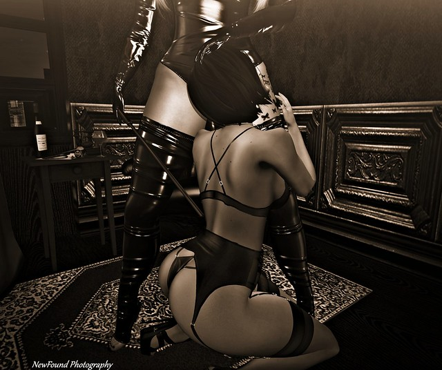 Punish me Miss