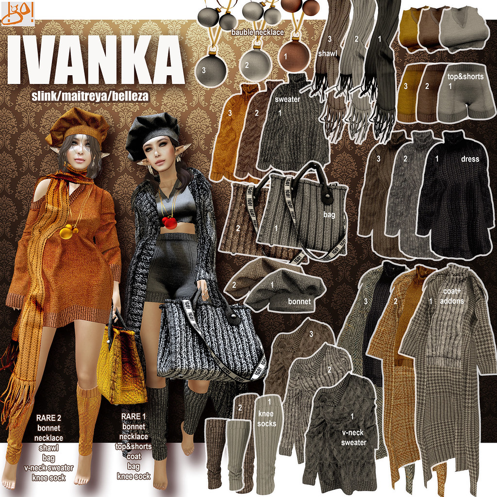 !gO! Ivanka – Gacha Key