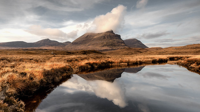 Reflections at Quinag