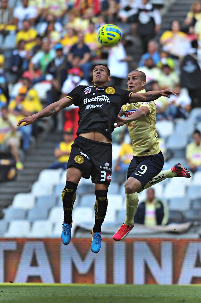 America vs Leones Negros- Clausura 2015