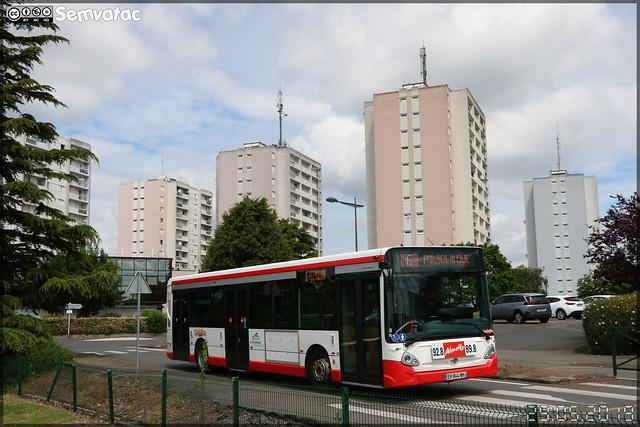 Heuliez Bus GX 337 – TPC (Transports Publics du Choletais) / CholetBus n°48