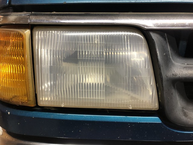 Headlamps Ford Ranger