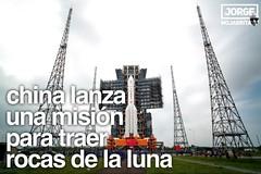 Misión a la Luna por China