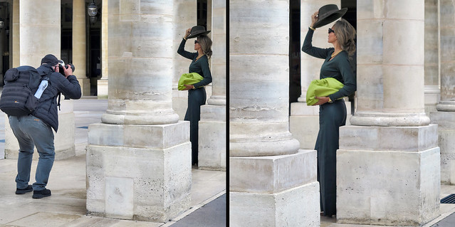 'You can leave your hat on !'