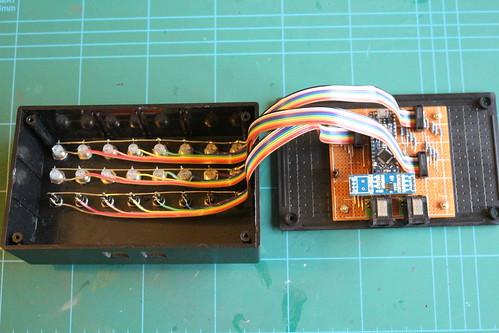 Arduino CabBus controller