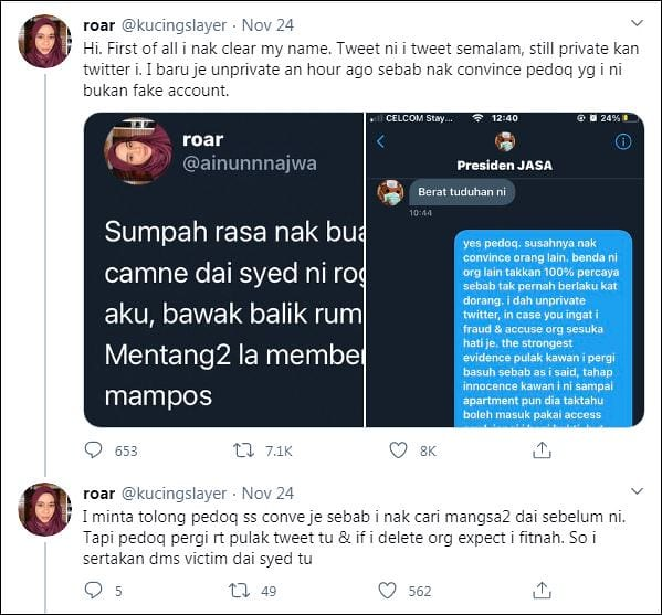 Didakwa Guna Taktik Ajak Mangsa Datang Rumah, Isu Da'i Syed Makin Panas!