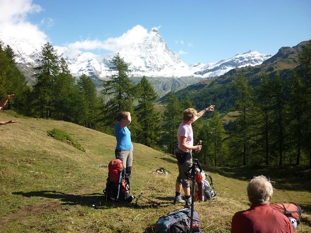 Tussen Saas en Zermatt - Gletsjertocht