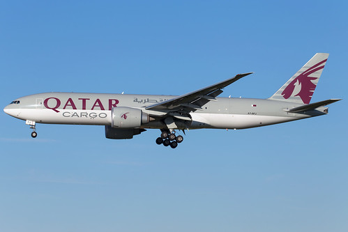 Qatar Airways B777-FDZ A7-BFJ | by wapo84