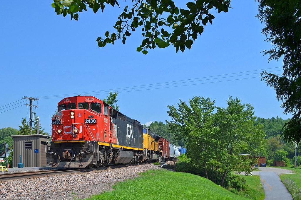 CN 2430 Westport NY