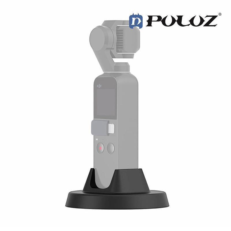 Đốc sạc pin OSMO POCKET Puluz - Hàng chính hãng