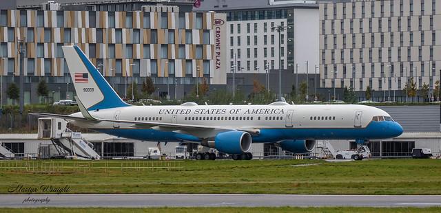 USAF Boeing C32