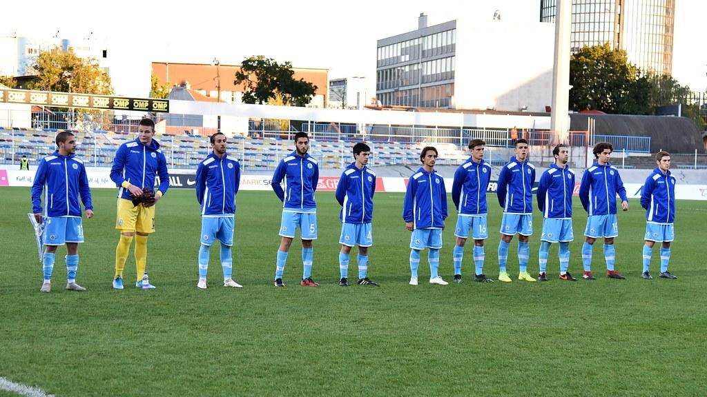 U21 | Croazia - San Marino