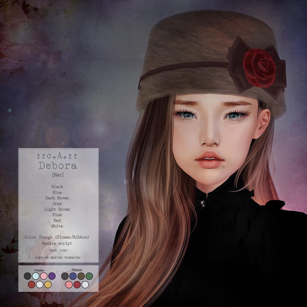 ::c.A.:: Debora [Hat]