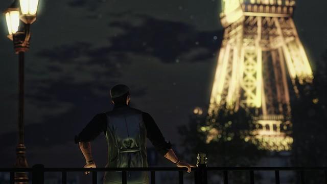 Paris 11.59pm