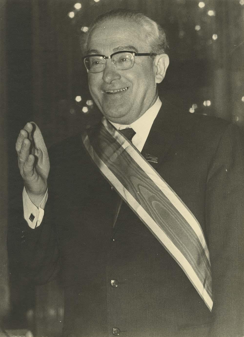 1980-е. Юрий Владимирович Андропов.