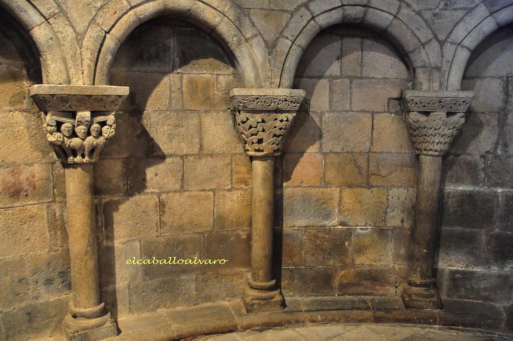 738 – Arquería – Colegiata San Pedro de Cervatos – Cantabria - Spain.