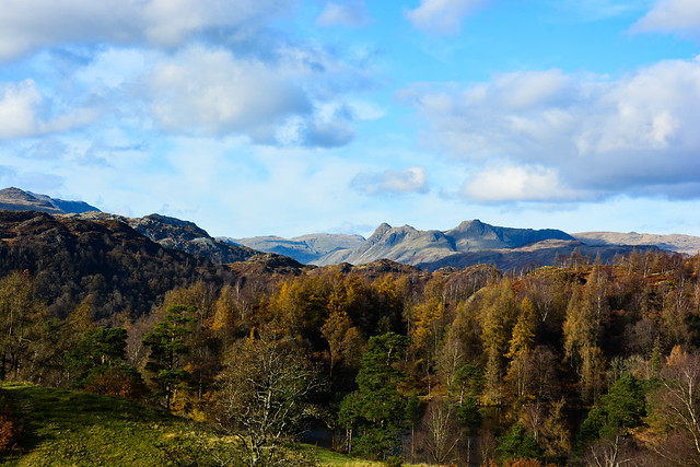 The Langdale Pikes - Explored