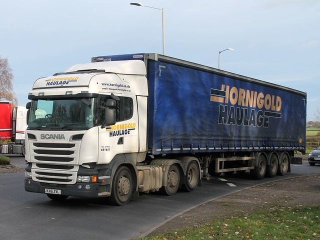 KX16 ZVL - Hornigold