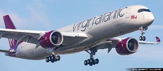 Virgin Atlantic Airways Airbus A350-1041 cn 426 F-WZNA // G-VTEA