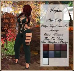 Mayhem Alexis Outfit AD